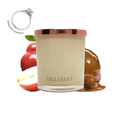 No.39 Caramel Apple - Jewel Candle