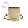 No.19 Sweet Vanilla Bean - Jewel Candle