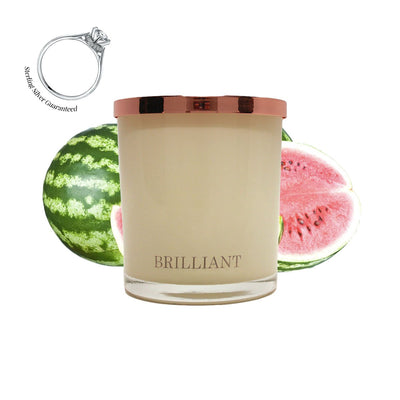 No.14 Watermelon - Jewel Candle