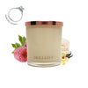 No.21 Raspberry & Vanilla - Jewel Candle