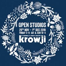 Open Studios, Krowji, Krowji Open Studios, Krowji Christmas Open Studios, Krowji Artists, Redruth Studios, Chloe Open Studios, This Weekend