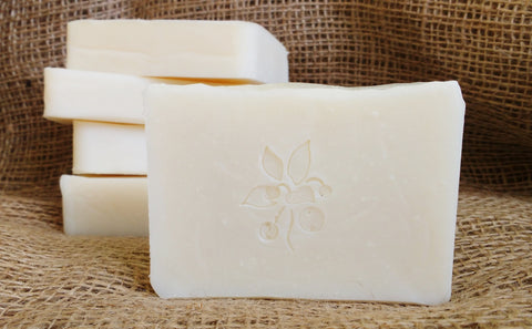 Basic shea butter soap