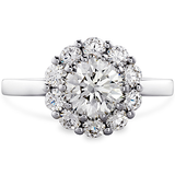 HOF Engagement Ring HBRBELOV00508WA AC
