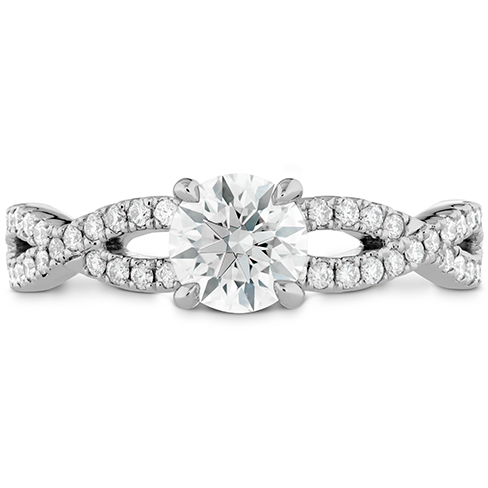 HOF Engagement Ring HBRDTW00808WA-C