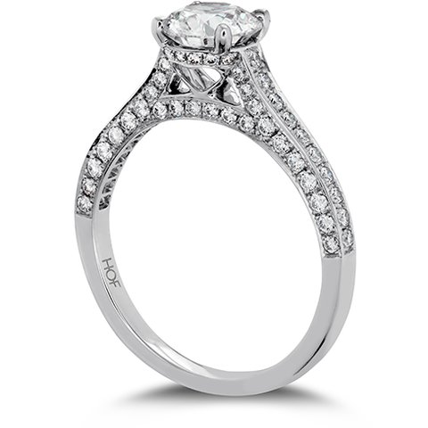 HOF Engagement Ring HBRILR01258WC-C