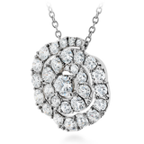 HOF Diamond Necklace HFPDFLORO1788W