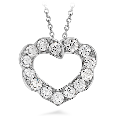 HOF Diamond Necklace HFPHOR00528W