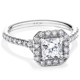 HOF Engagement Ring HBTRCD0065PLAA-C