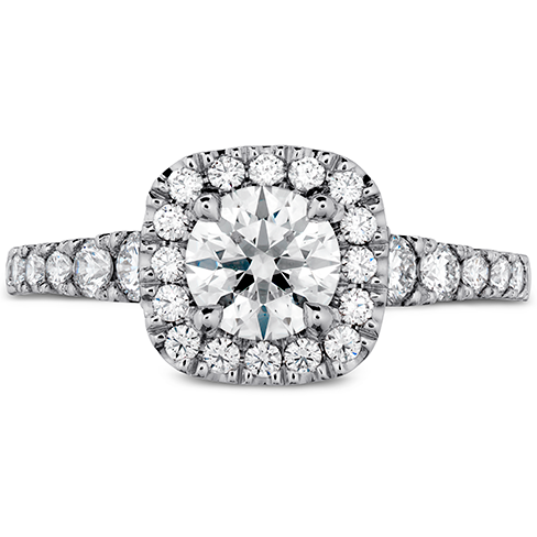 HOF Engagement Ring HBRTCPC01308WB-C