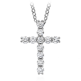 HOF Diamond Necklace HFPWCS000158W