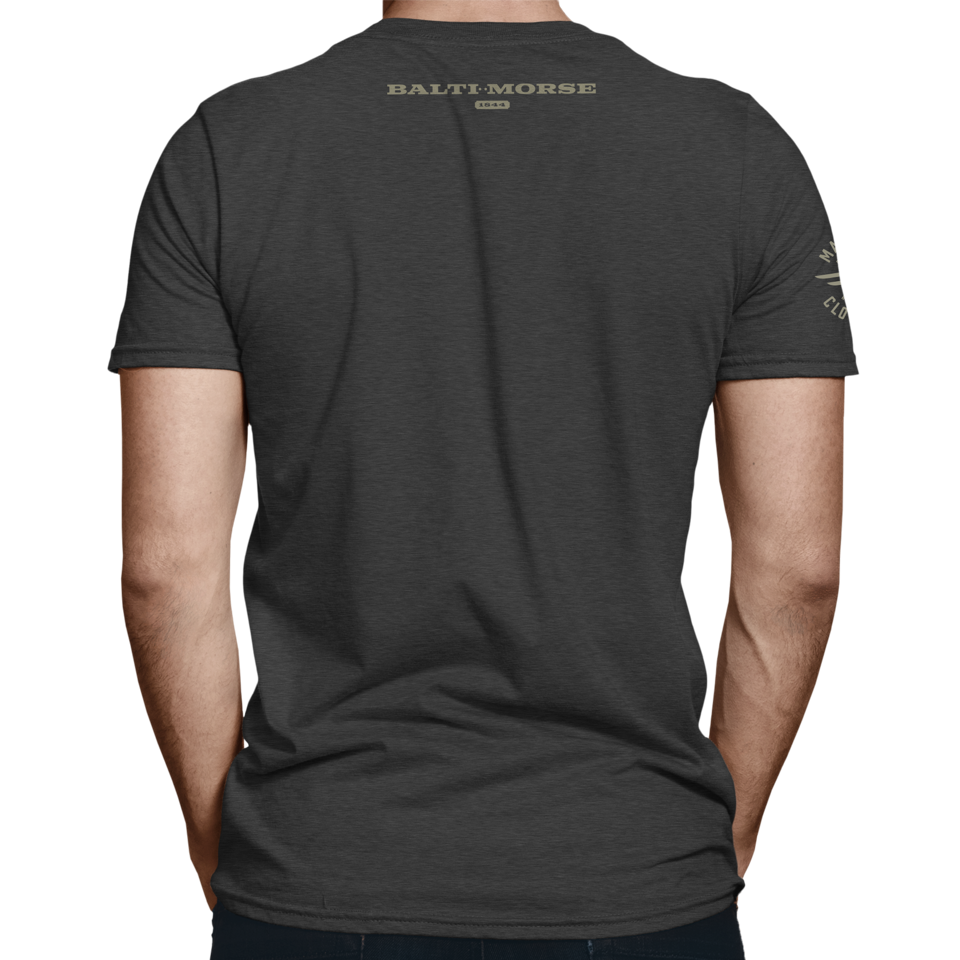 Balti-Morse 410 Tee - Men's Crew - Maryland Clothing Co