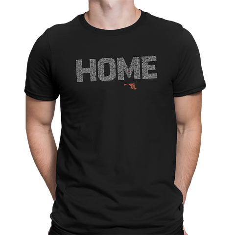 MCC Home Tee - Men's Crew - Maryland Clothing Co