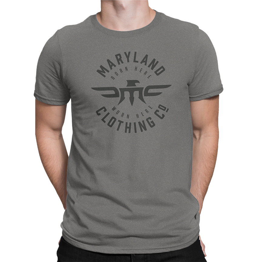 MCC Logo Tee - Men's Crew - Maryland Clothing Co