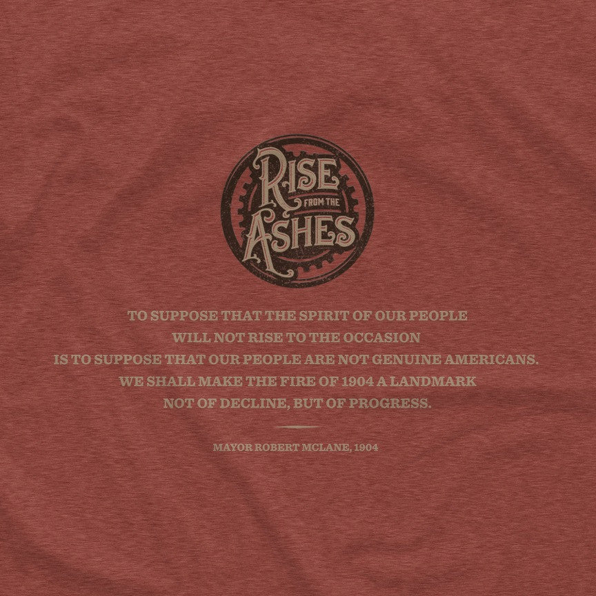 Rise From The Ashes Unisex Crew