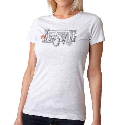 MCC Love Tee - Women's Crew - Maryland Clothing Co
