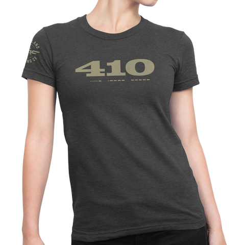 Balti-Morse 410 Tee - Women's Crew - Maryland Clothing Co