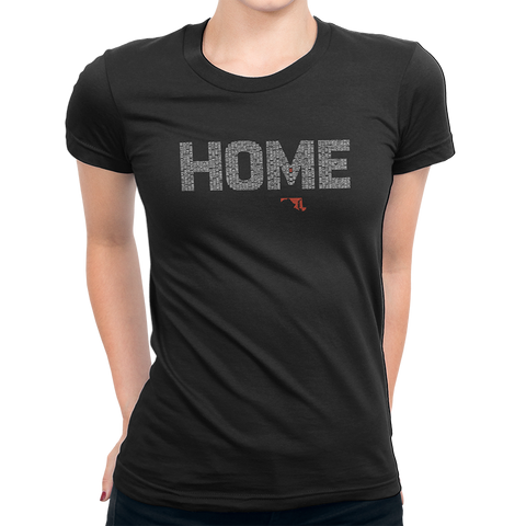 MCC Home Tee - Women's Crew - Maryland Clothing Co