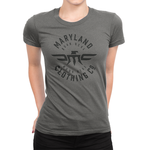 MCC Logo Tee - Women's Crew - Maryland Clothing Co