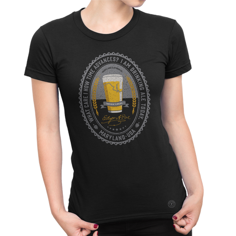 Drink Local Poe Tee - Unisex Crew -  - 1