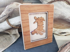 CHERRYWOOD MAP OF WALES (SMALL)