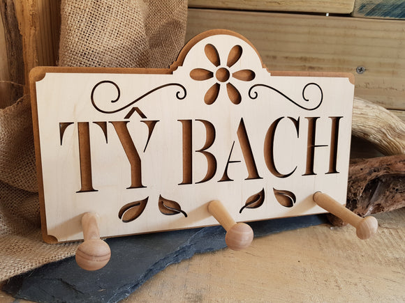 Ty Bach Coat Hook