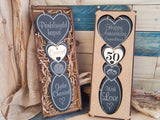Personalised Slate Lovespoon