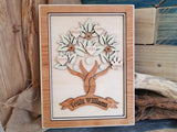 Wood Family Tree (Personalised)