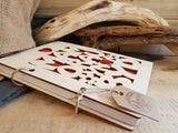 Wood Note Pad