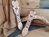 Personalised Wood Lovespoon