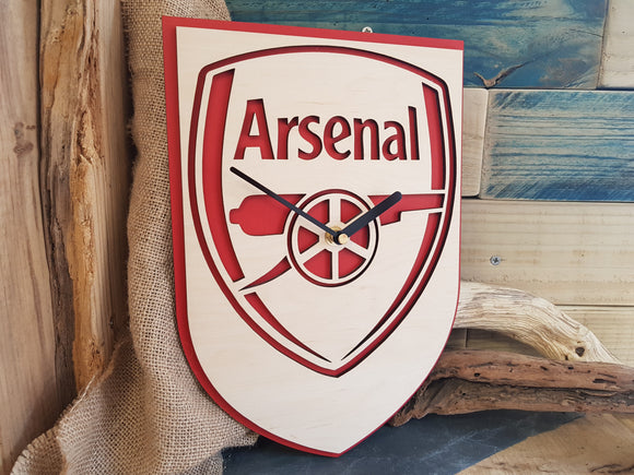 Arsenal United Clock