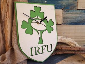 Ireland Rugby Clock
