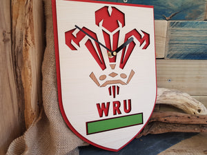 Wales Rugby Clock