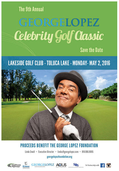 9th Annual George Lopez Celebrity Golf Classic
