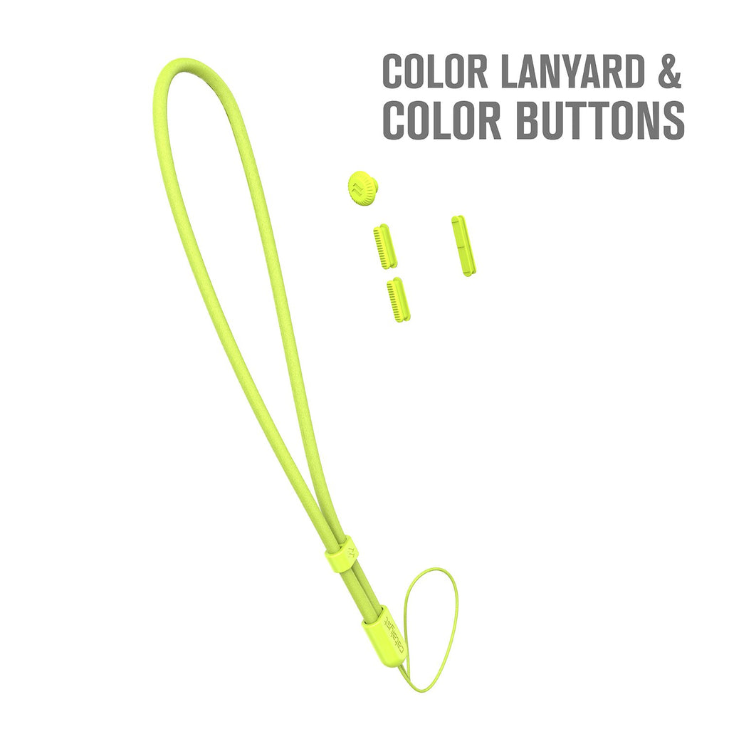 Essentials Bundle Accessories - Lanyards & buttons