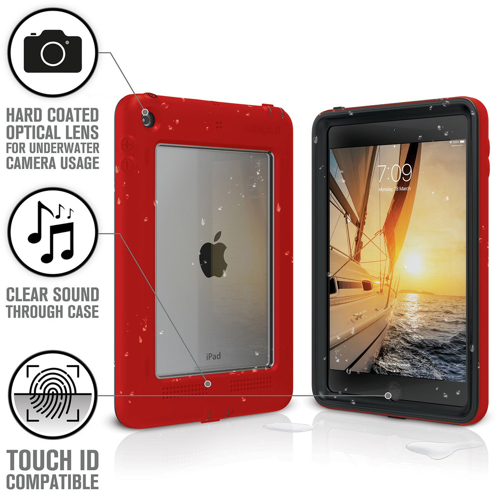 Waterproof Case for iPad mini 5