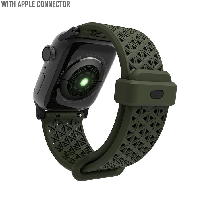 CAT38SBGRN | Catalyst Sport Band for 38 & 40MM Apple Watch