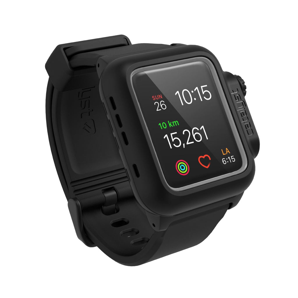 the best attitude cc585 0ee17 Waterproof Case for 42mm Apple Watch Series 2