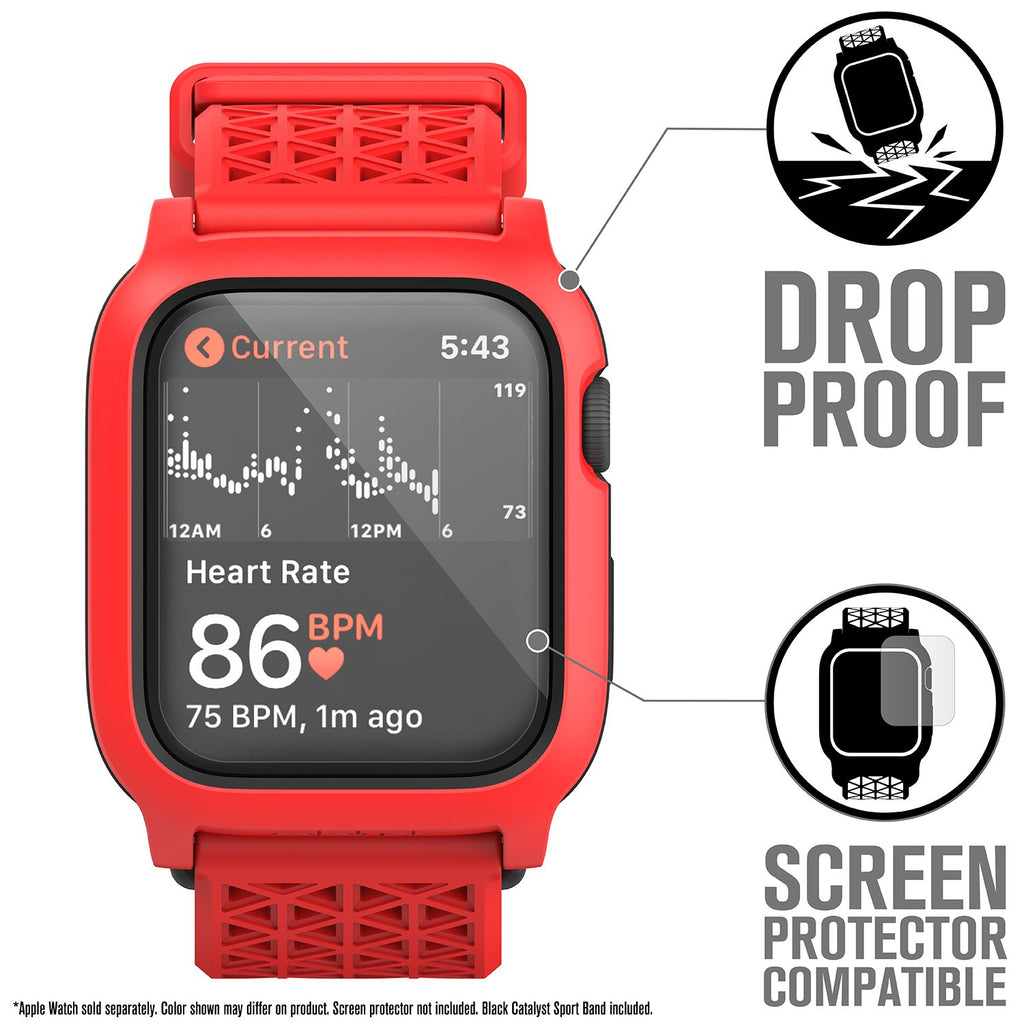 Impact Protection Case V2 for Apple Watch Series 5 & 4 - 44mm