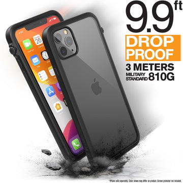 CATDRPH11BLKL | Catalyst Impact Protection Case for iPhone 11 Pro Max