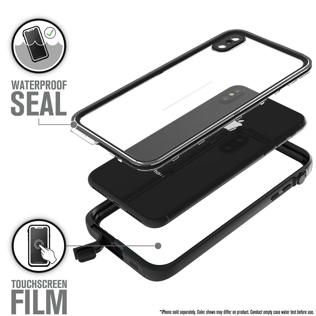 Waterproof Case for iPhone Xs Max