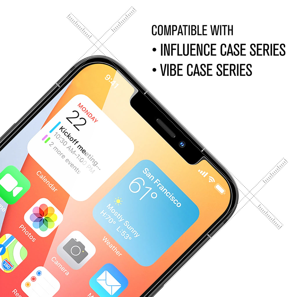 Tempered Glass Screen Protector for iPhone 12 Pro Max