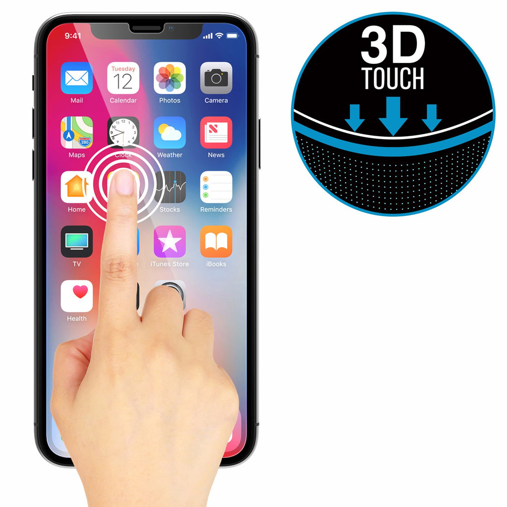 Tempered Glass Screen Protector for iPhone Xs Max