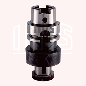 "HSK63A FACE MILL HOLDER D1/2"" L 3"""