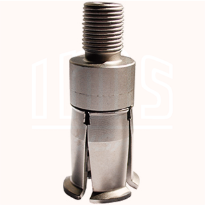 ISO40 PETAL COLLET MALE THREAD FOR 15° PULL STUDS DIN 69872/A LONG RANGE
