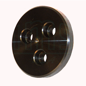 FLANGED END CAP D40