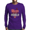 #1 Mom In The World Mens Long Sleeve T-Shirt