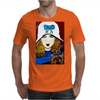 1920S ART DECO WITH YORKIE Mens T-Shirt