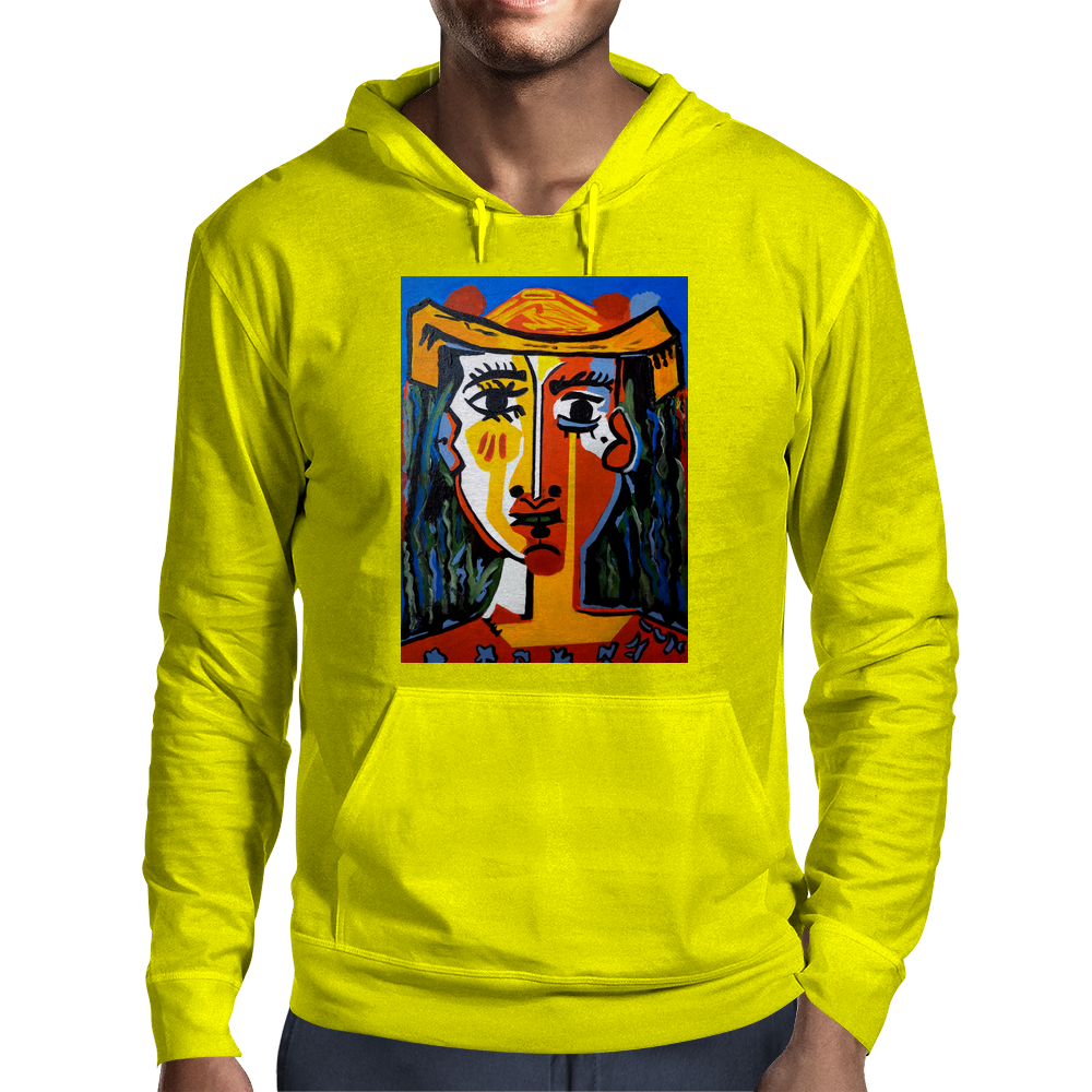 1939 PICASSO Mens Hoodie