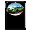 1970s Green Chevy Camaro Z28 SS GW Tablet (vertical)