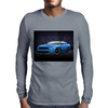 2012 Grabber Blue Boss 302 Mens Long Sleeve T-Shirt